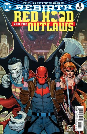 Red Hood and the Outlaws #1 spoilers preview A