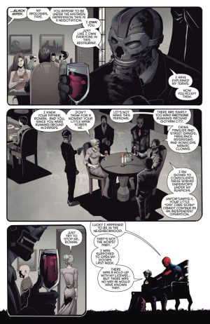 Red Hood and the Outlaws #1 spoilers preview C