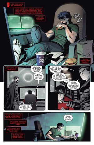 Red Hood and the Outlaws #1 spoilers preview E