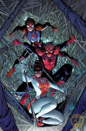 Spider-Man Renew Your Vows #1 costumes Mary Jane
