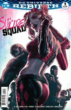Suicide Squad #1 DC Comics Rebirth Spoilers Preview 2