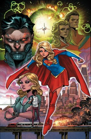 Supergirl Rebirth #1 DC Comics spoilers 7