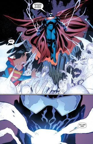 Superman #4 DC Comics Rebirth spoilers 10