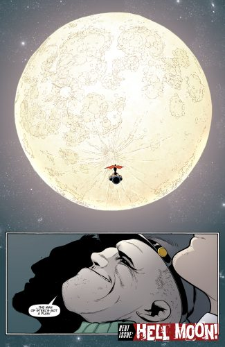 Superman #4 DC Comics Rebirth spoilers 12