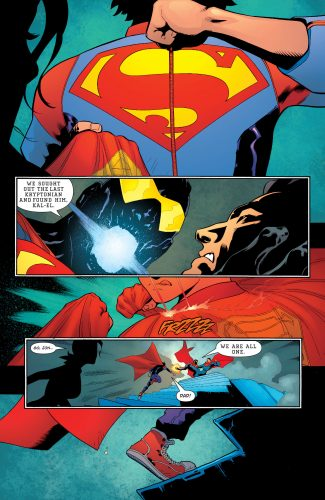 Superman #4 DC Comics Rebirth spoilers 5