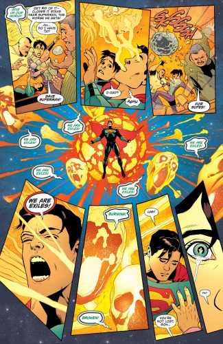 Superman #4 DC Comics Rebirth spoilers 9