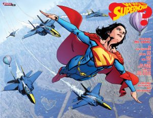 Superwoman #1 DC Comics Rebirth spoilers preview 4