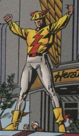 The Flash Golden Age Reverse Flash aka Rival 4 Dr Edward Clariss