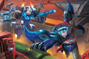 Transformers Titans Force SDCC 2016 banner