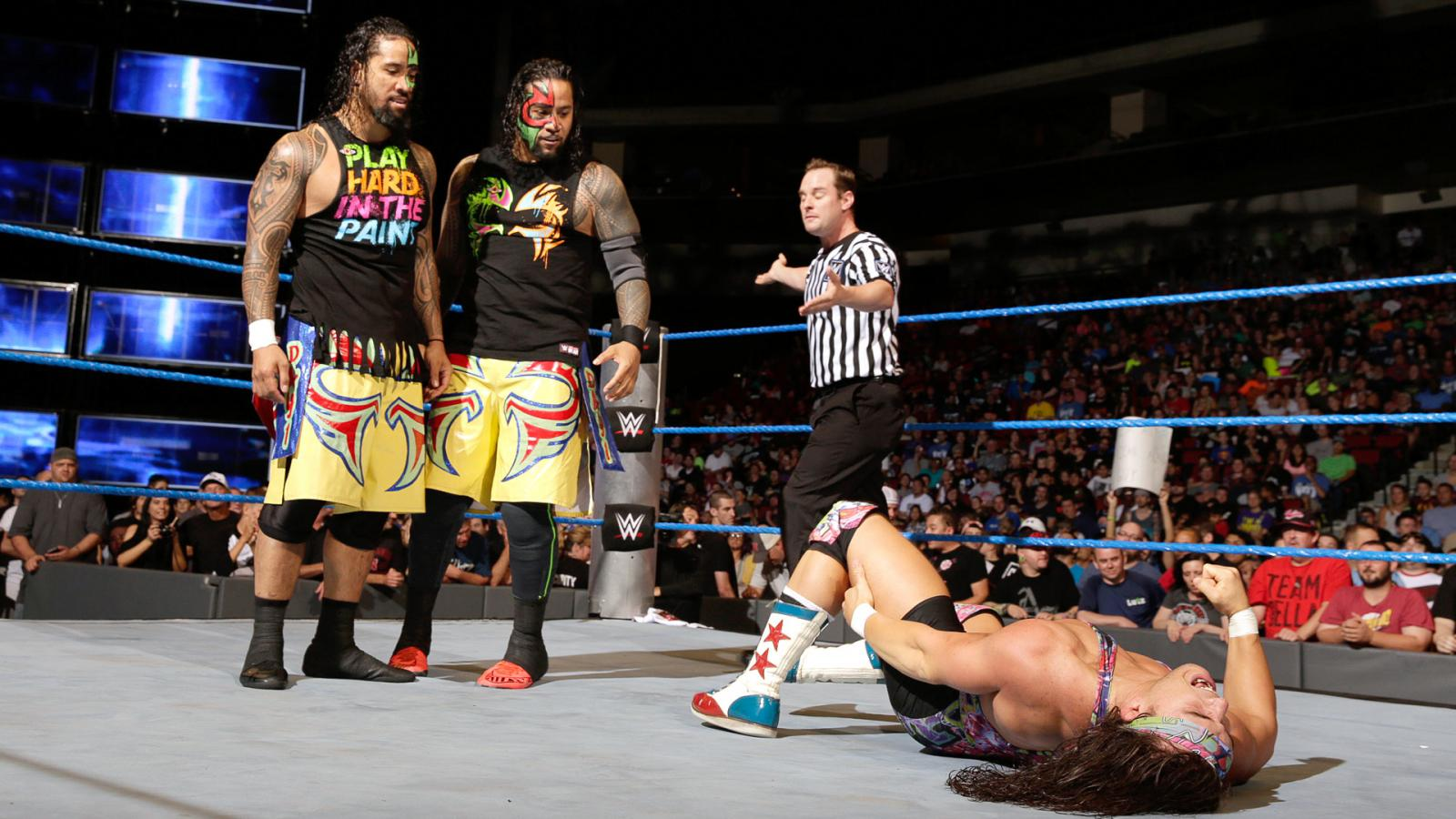 WWE SmackDown Results 6th September 2016