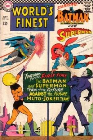 Fan Expo Worlds Finest #166