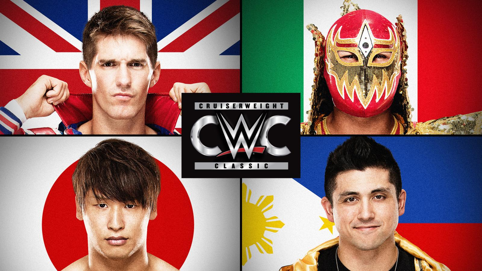 WWE Cruiserweight Classic Results 9/14/16