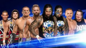 Smackdown Live tag team tourney finalists - Top 4 Smackdown teams