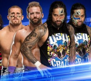 Smackdown Live tag team tourney finalists