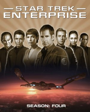 Star Trek Enterprise Season 4 DVD