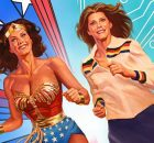 Wonder Woman 77 meets Bionic Woman #1B