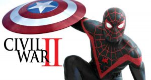 civil-war-ii-banner-spider-man-miles-morales-with-captain-america-shield-banner