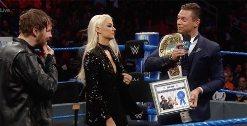 Miz Participation Award