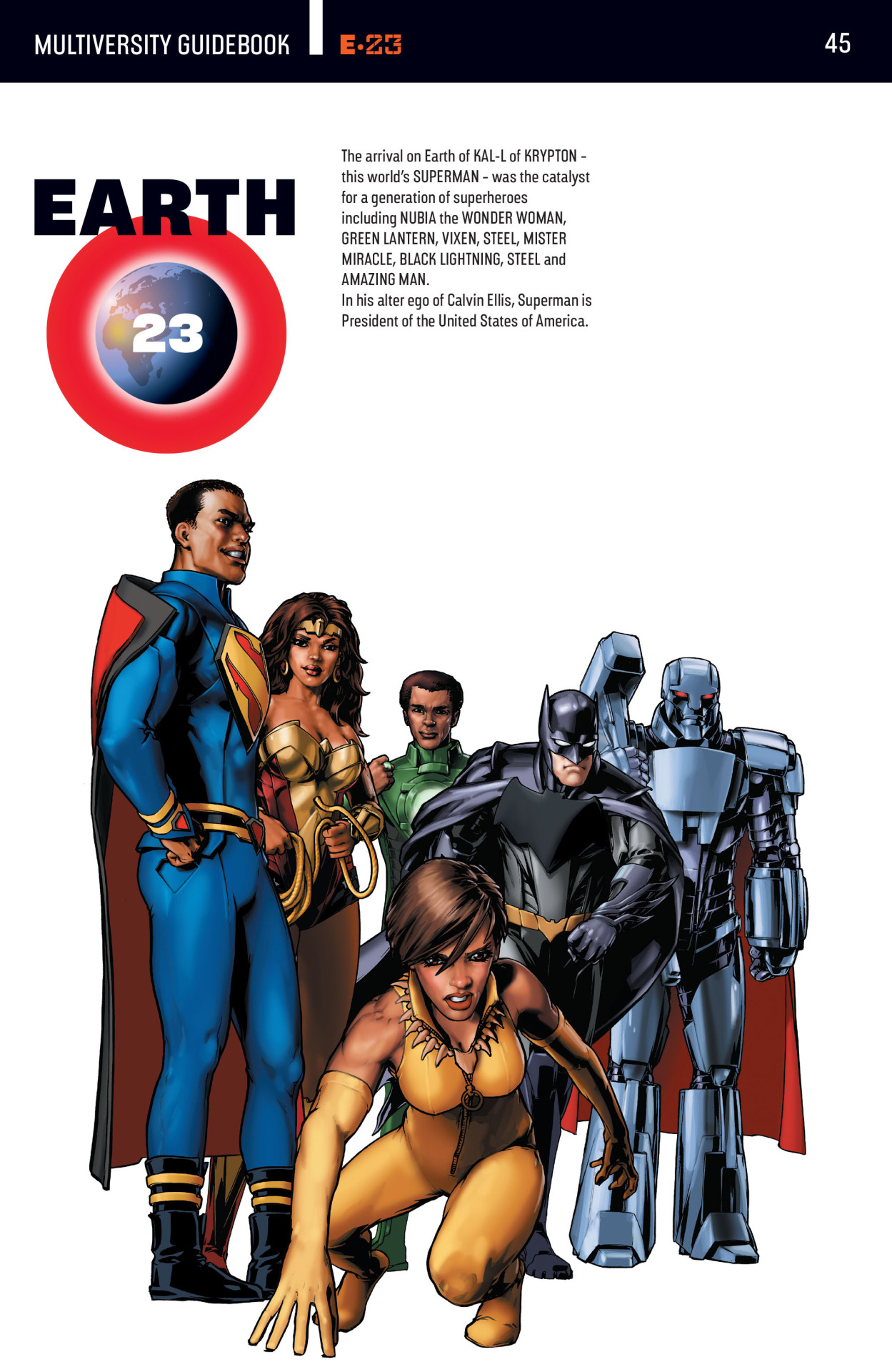 DC Comics Rebirth Spoilers & Review: Multiversity Sequel ... Red Son Justice League