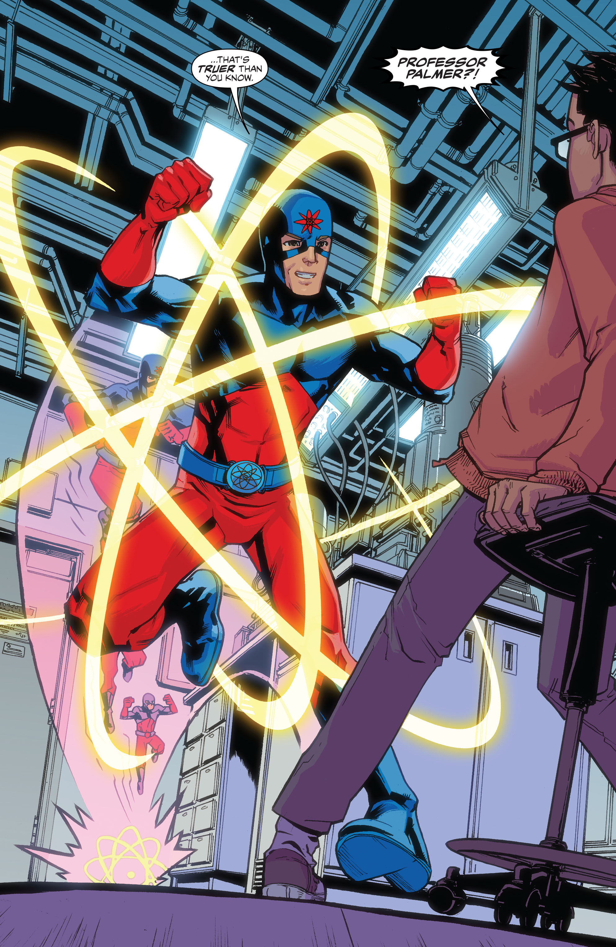 DC Comics Rebirth Spoilers & Review Two-Fer: Justice ...