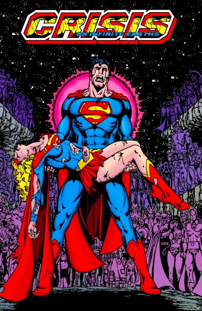 how to read crisis on infinite earths