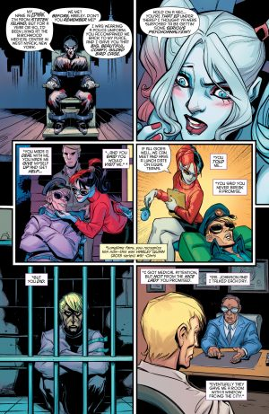 Dc Comics Rebirth Spoilers Don T Be Duped Harley Quinn