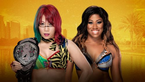 Asuka Is Dangerous In The Ring