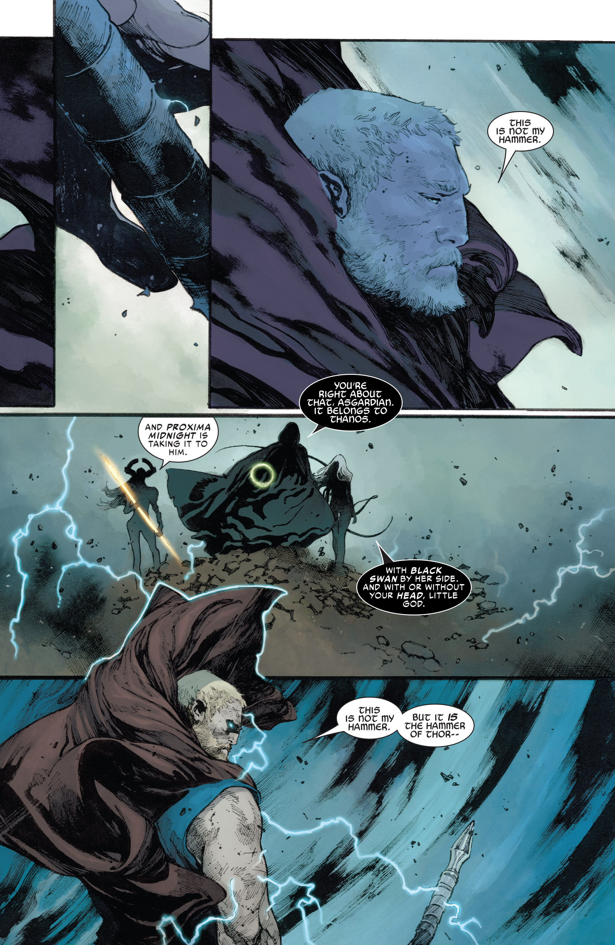 marvel now 2017 spoilers unworthy thor 5 reveals why odinson is