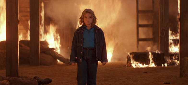 a review of the film firestarter Firestarter) pyrokinesis and pedophilia: burn, baby, burn firestarter, the movie.