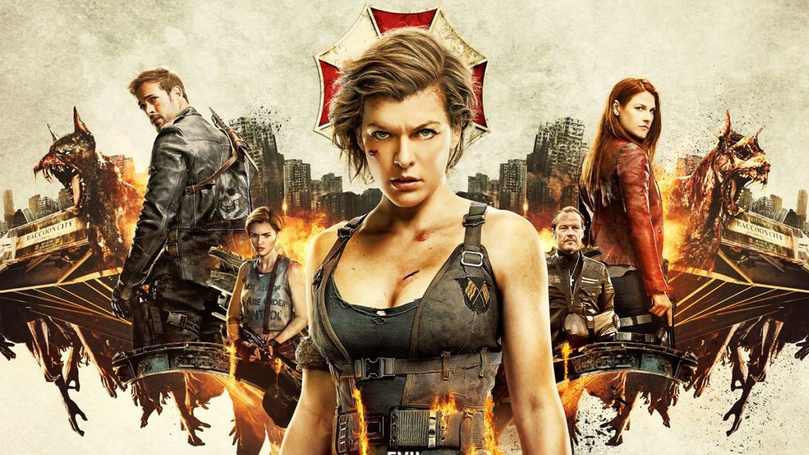 Resident Evil Final Chapter Fan: Blu-ray Review: Resident Evil: The Final Chapter
