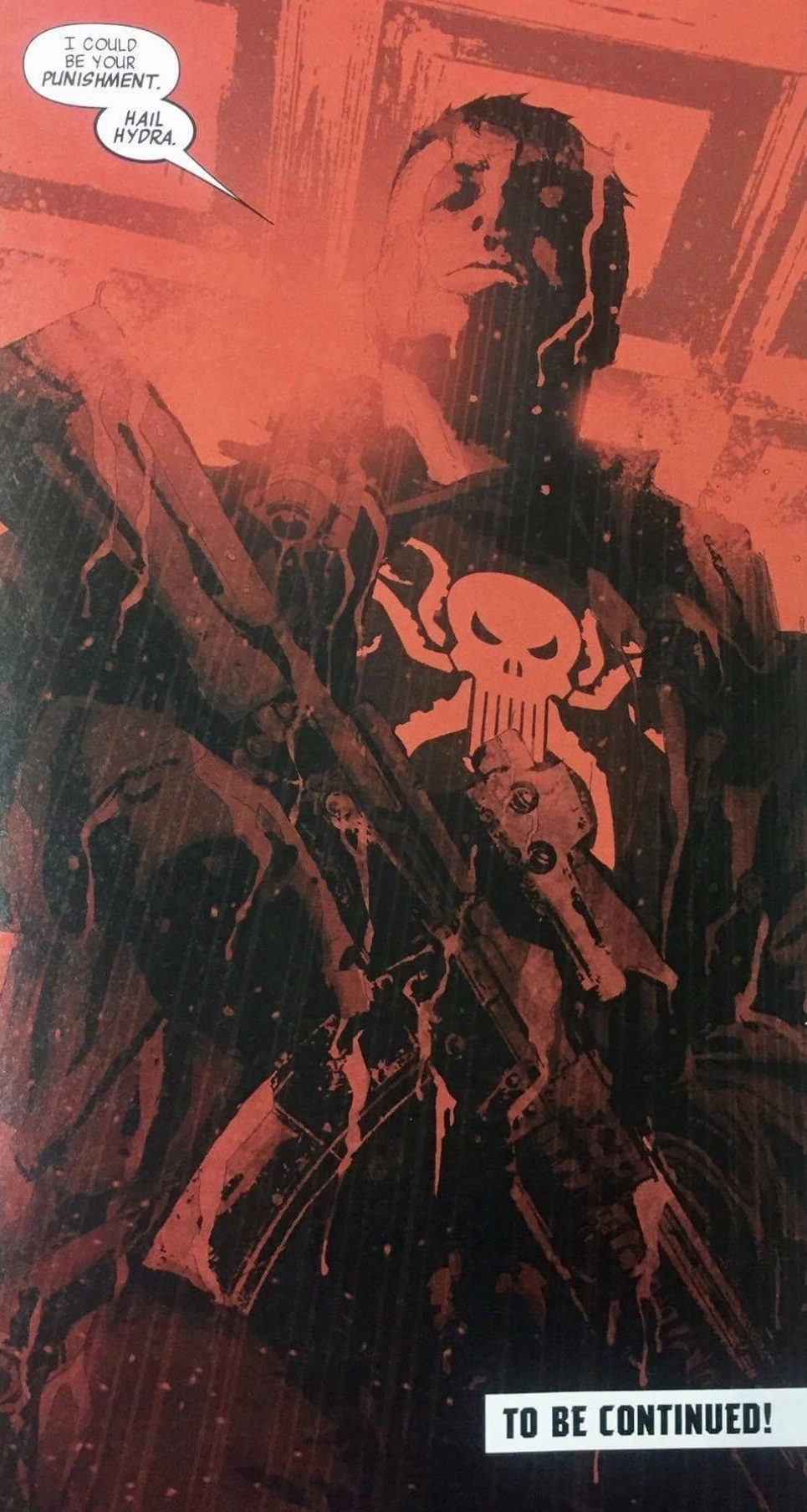 Captain America 1 (rumeurs, spoilers) Secret-Empire-3-C-Punisher-e1496224691555