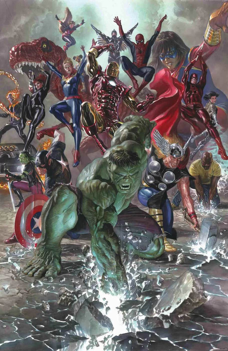 Marvel Comics Legacy & Mighty Thor #700 & #701 Spoilers ...