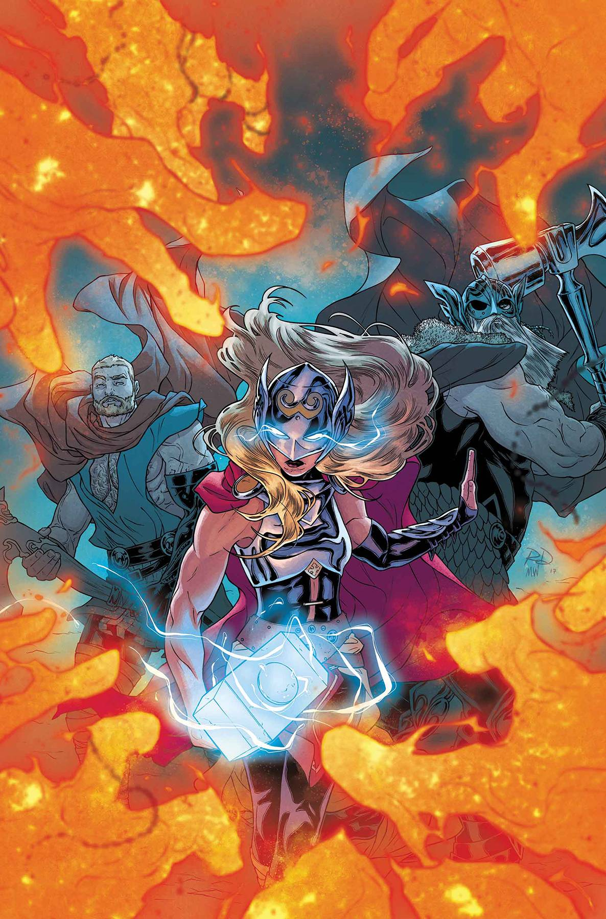 Marvel Comics Legacy Spoilers 4 Thors As Generations