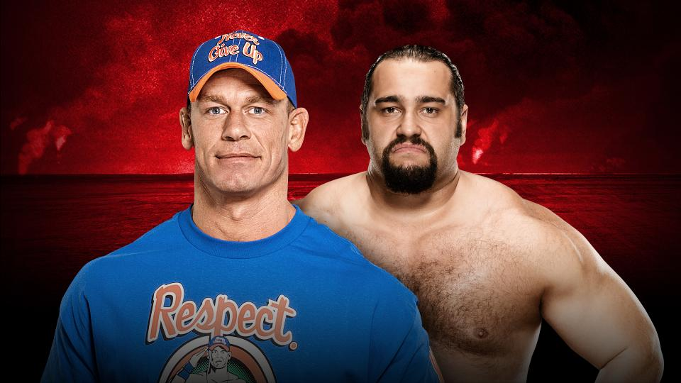 Shock return at WWE Battleground