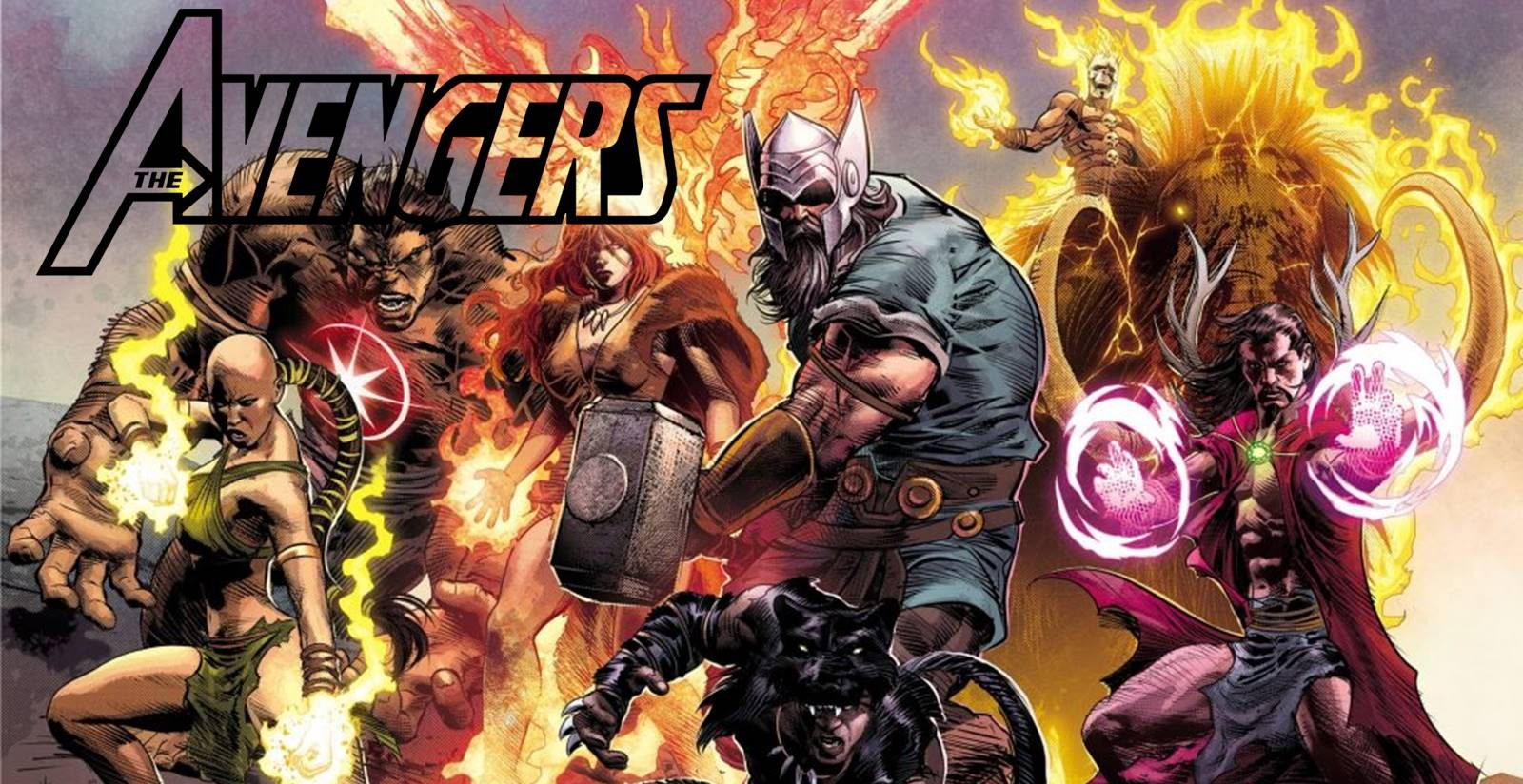 Marvel Comics Legacy Spoilers: Who Are The Avengers 1000000 BC? FIRST LOOK!