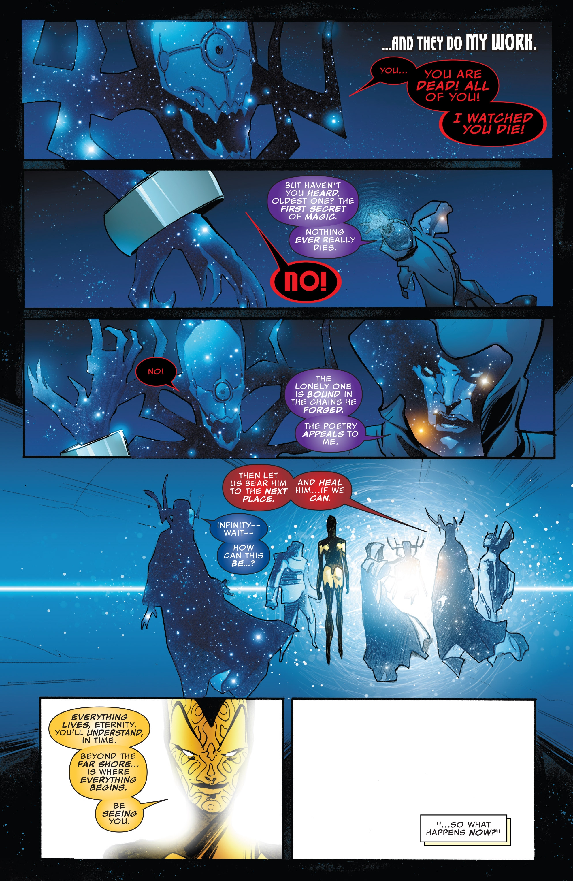 Marvel Comics Legacy Spoilers Ultimates2 100 Reveals Who