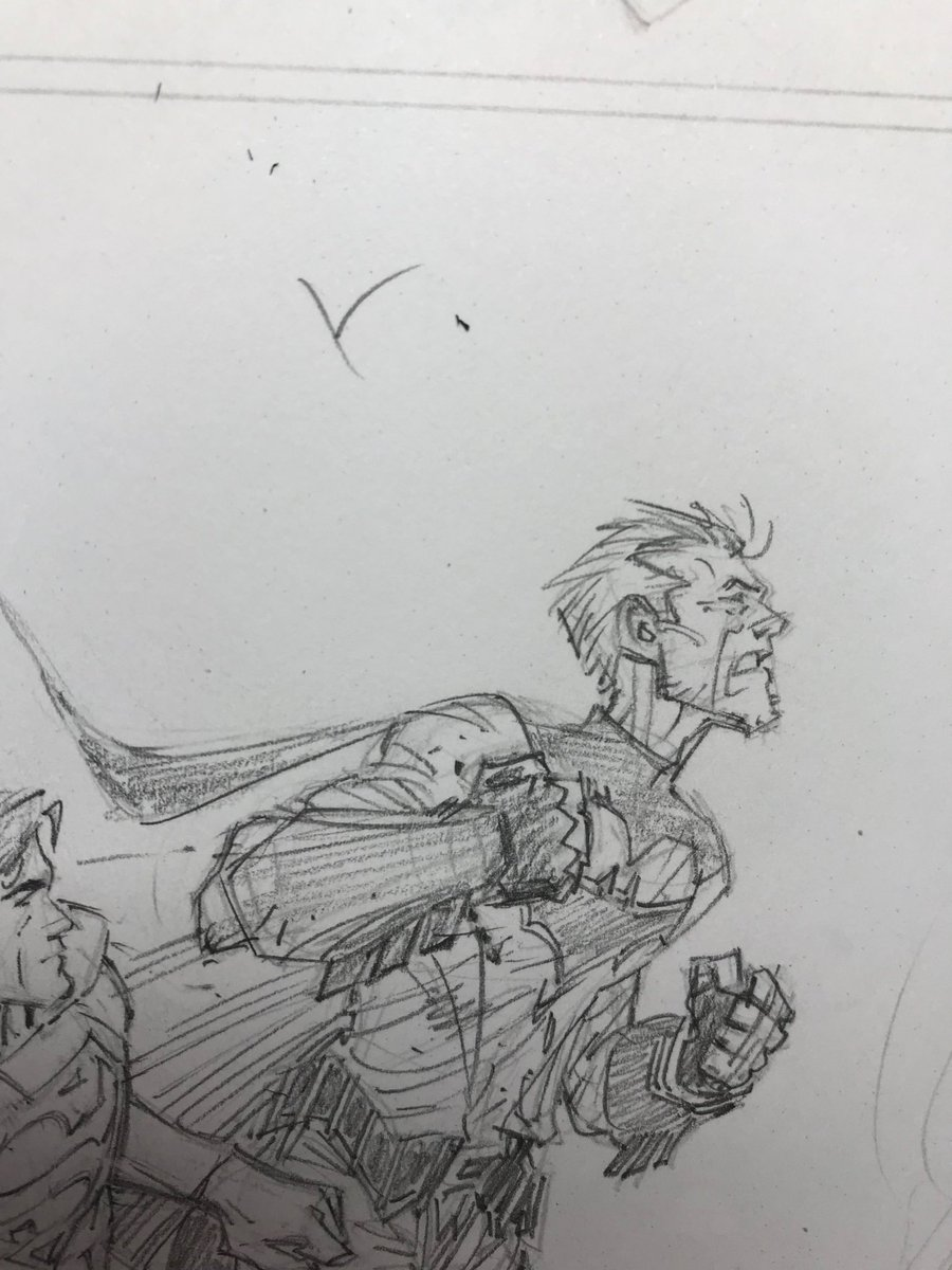 DC Comics Rebirth U0026 Dark Nights Metal Spoilers Greg Capullo Releases 10 Sketches Including Dark ...