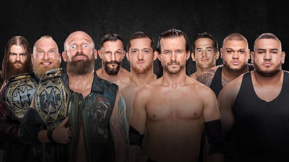 5 smart booking decisions for NXT Takeover: WarGames