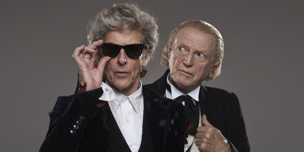 Doctor Who\'s Twice Upon A Time Christmas Special 2017 Has Teaser ...