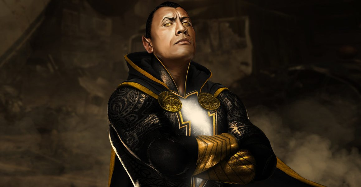 DC Cinematic Universe Spoilers Suicide Squad 2 Movie To Include Dwayne The Rock Johnson As Shazam Anti Hero Black Adam