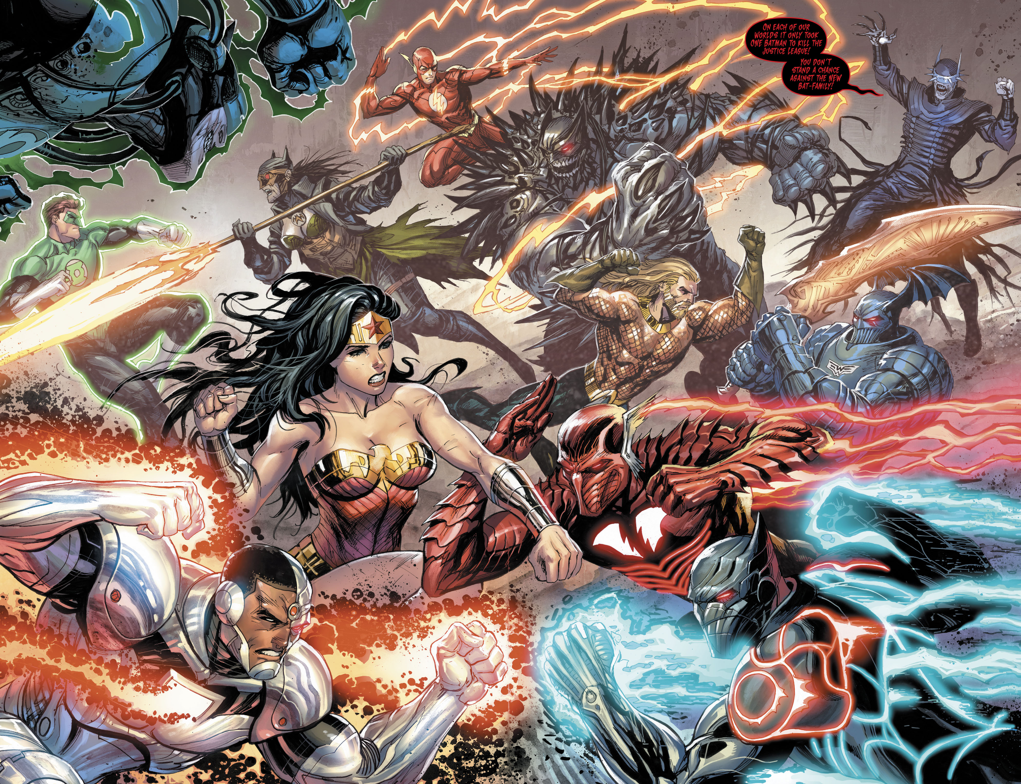Cyborg and why he's important to the Justice League