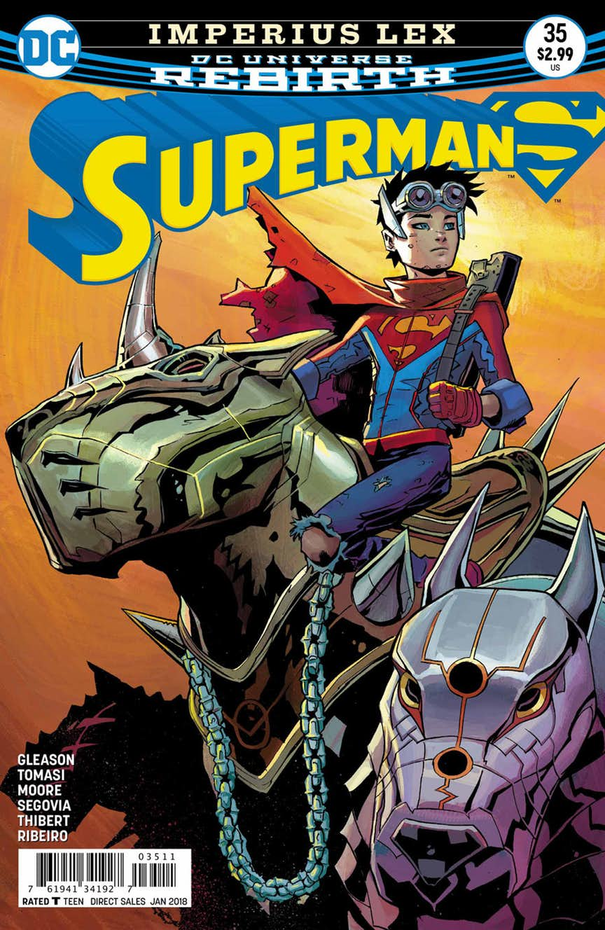 Dc comics rebirth superman 35 spoilers review superman lois dc comics rebirth superman 35 spoilers review superman lois lane superboy caught up in new gods civil war thecheapjerseys Image collections
