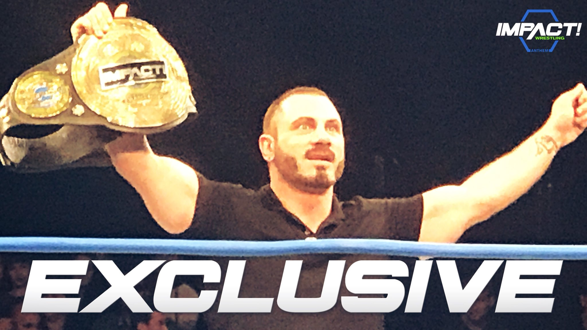 Spoiler: Huge Title Change On Tonight's Impact Tapings