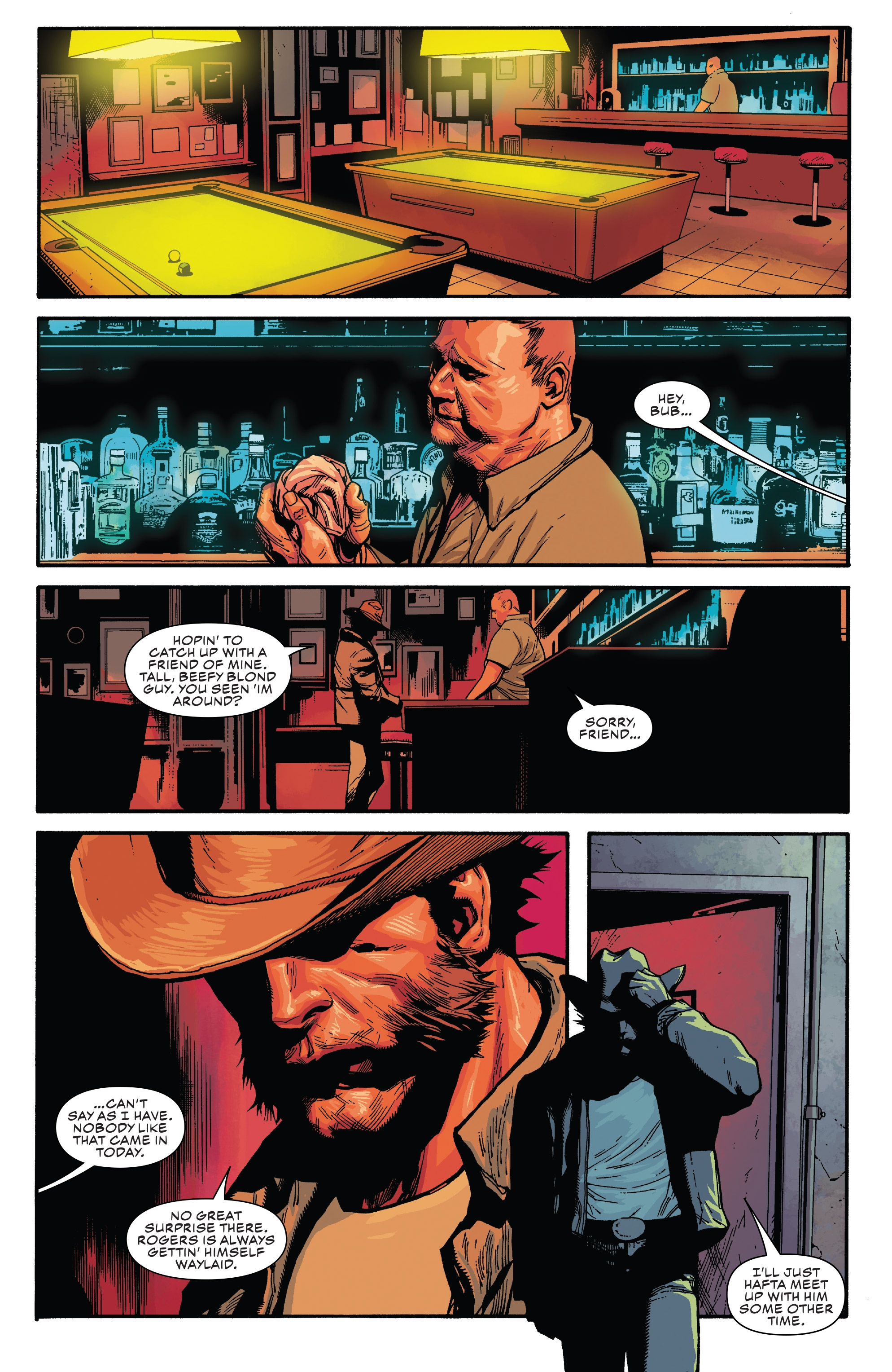That is the one page on Where's Wolverine Part 1.