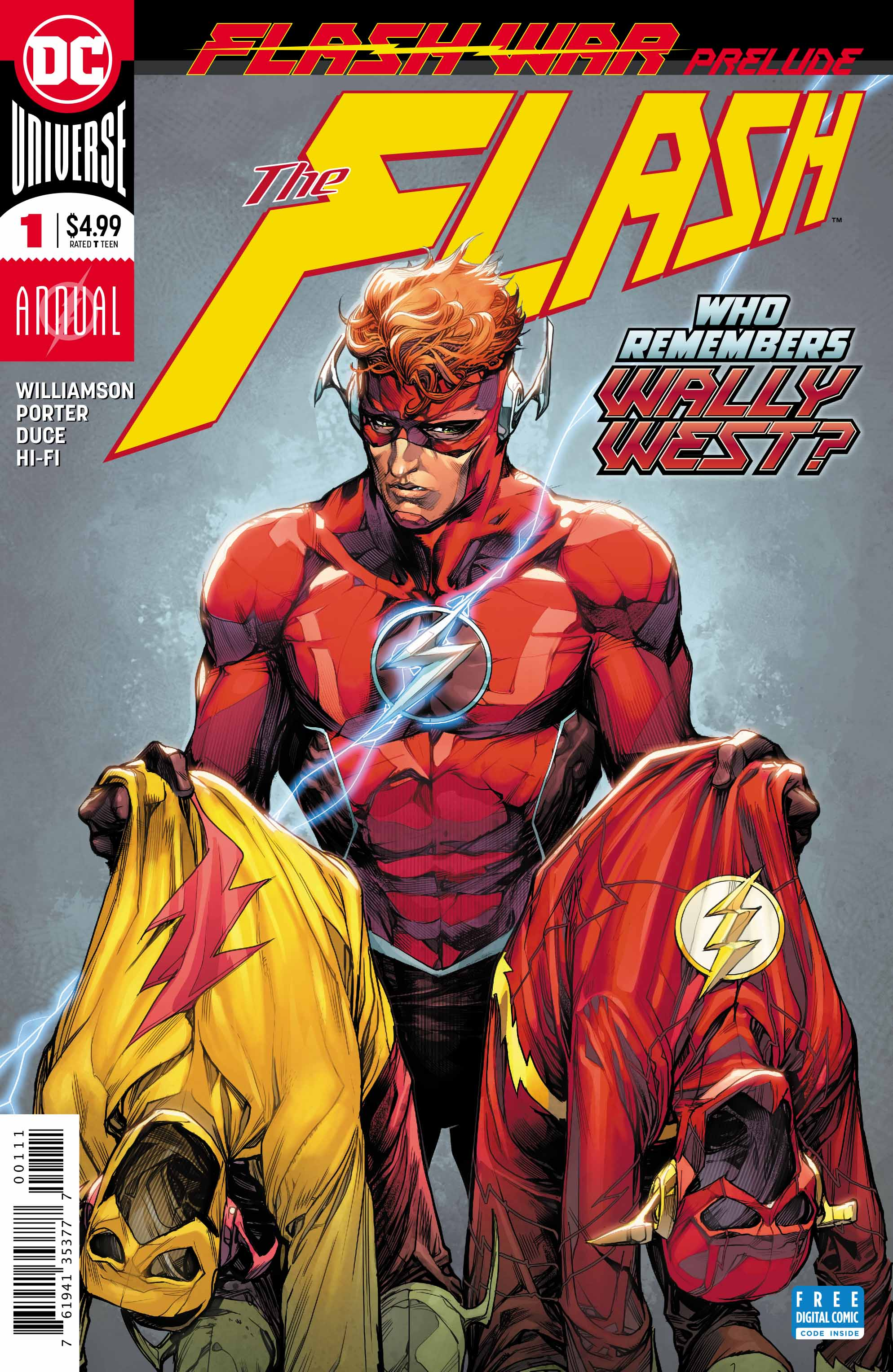 dc comics universe the flash annual 1 spoilers what incites the
