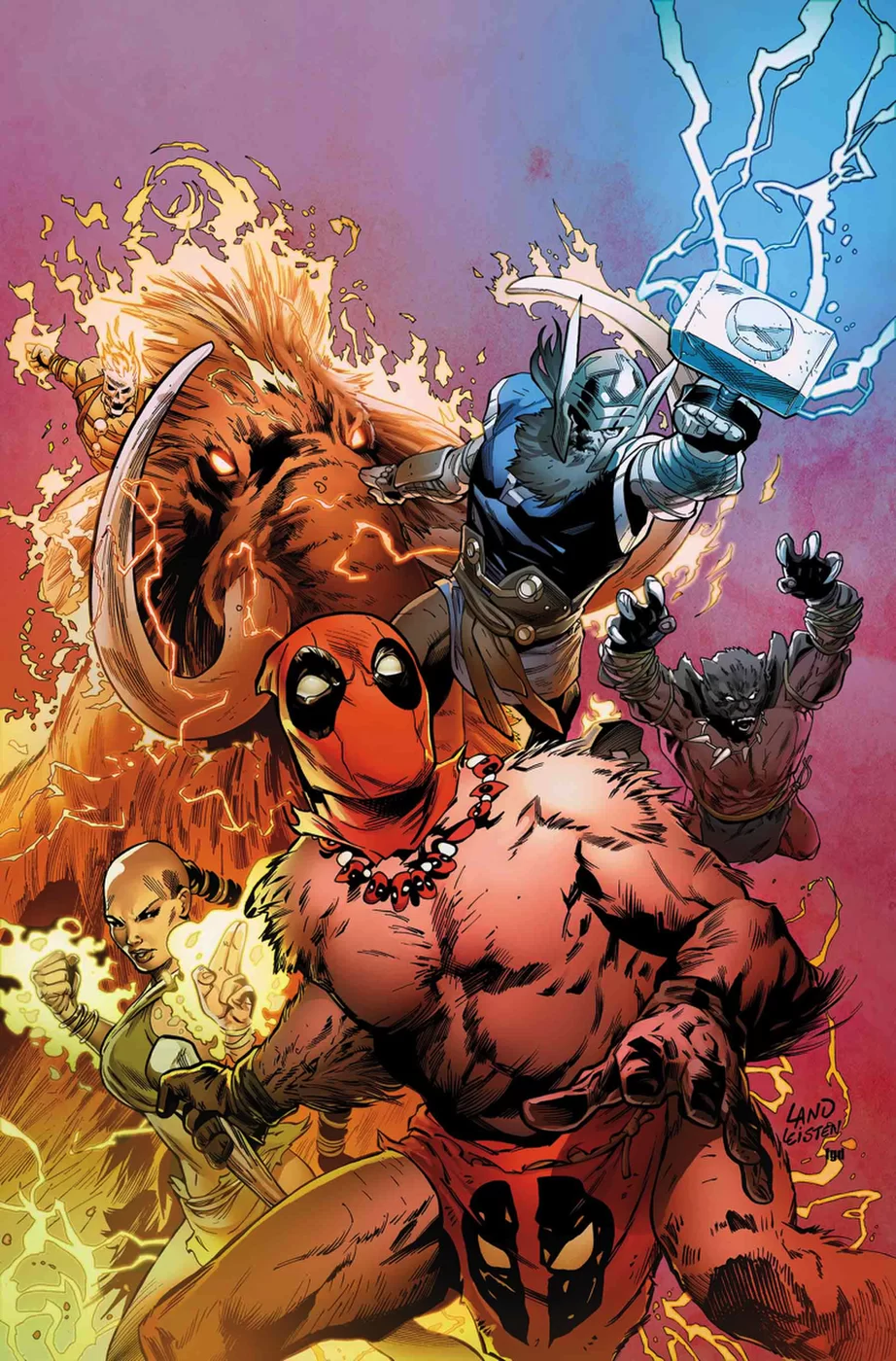 AVENGERS 1 Written By JASON AARON O Penciled ED MCGUINNESS Cover VIRGIN COVER VARIANT BY Variant Esad