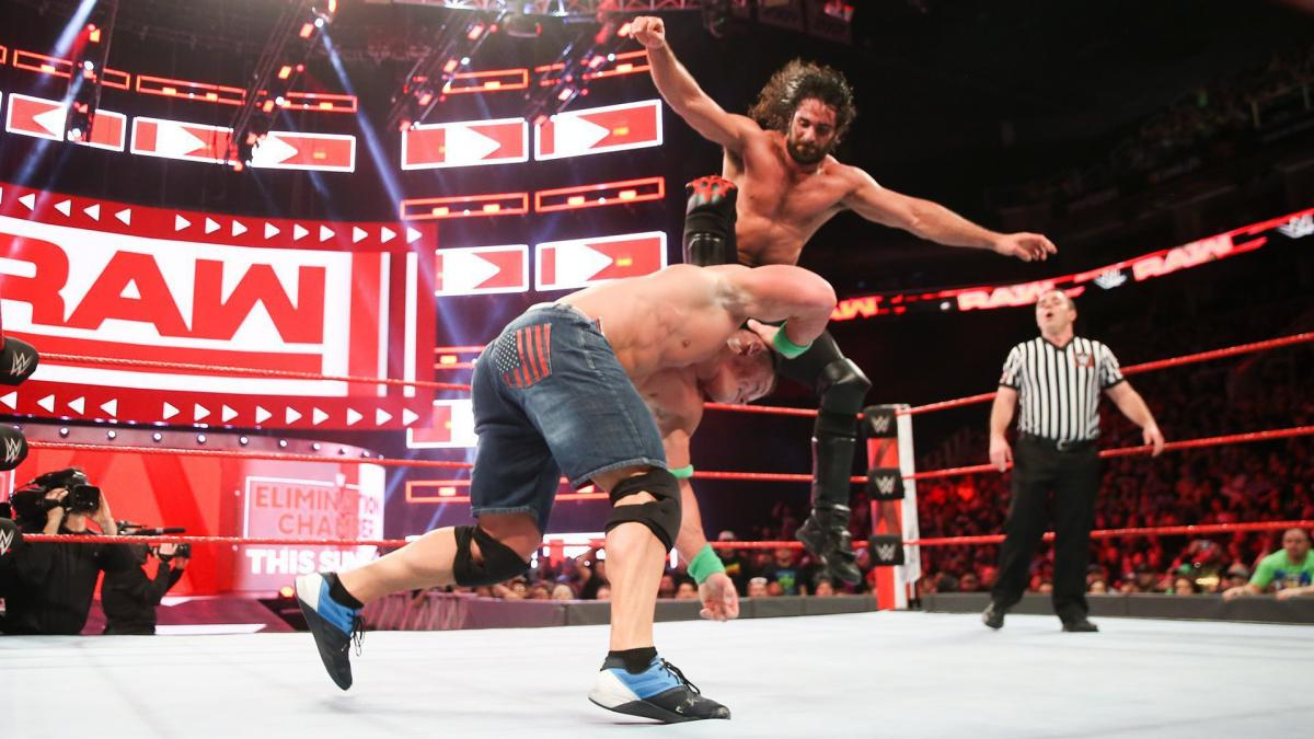 Seth rollins sets record on monday night raw inside pulse - Dive recorder results ...
