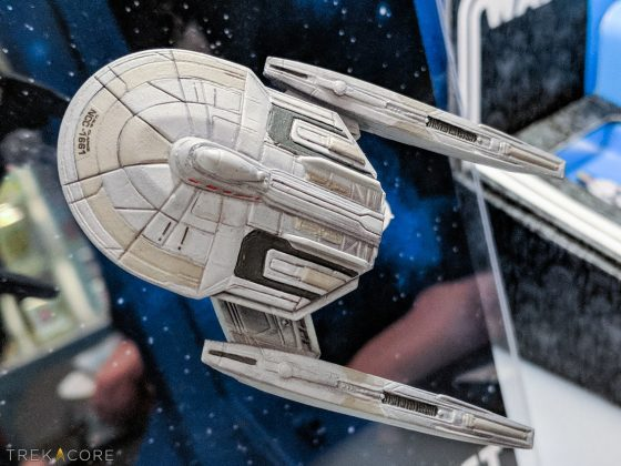 Star Trek Discovery Toy Fair 2018 Spoilers DISCO Get Replica
