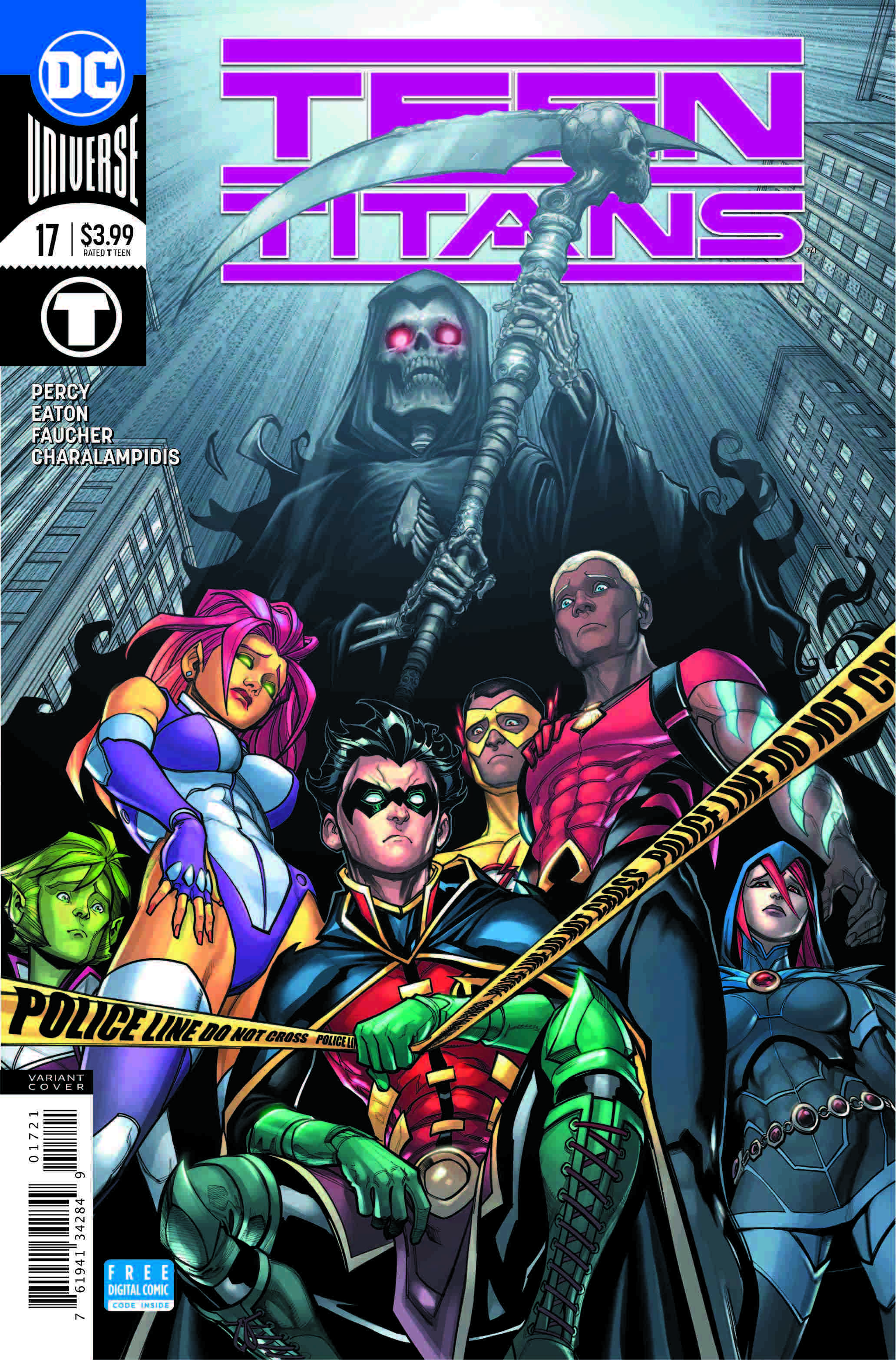Authoritative Teen titans dc comic