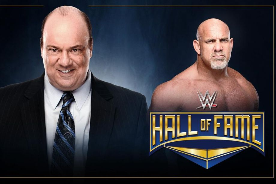 Bill Goldberg's WWE Hall of Fame Inductor Revealed